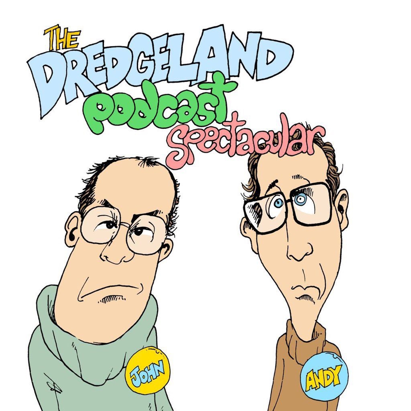 The DredgeLand Wandsworth Radio Podcast BritPop Special LIVE (26th April 2018)