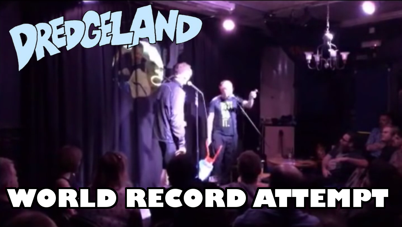 DredgeLand: World Record Attempt. Performance Ring
